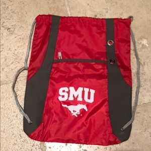 Handbags - SMU DRAWSTRING BACKPACK